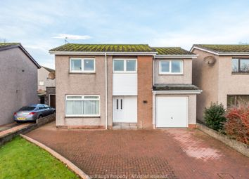 Thumbnail 3 bed detached house for sale in Grampian Gardens, Arbroath