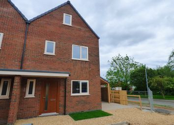 Thumbnail 4 bed semi-detached house to rent in Millbrook, Caistor