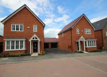 Thumbnail 3 bed detached house to rent in Drovers Crescent, Thame, Oxon