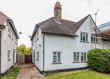 Thumbnail 3 bed semi-detached house for sale in Durnsford Road, London