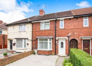 Thumbnail 3 bed terraced house for sale in Dodsworth Avenue, York, North Yorkshire
