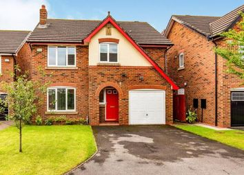 Thumbnail 4 bed detached house for sale in Largo Gardens, Darlington, County Durham, Darlington