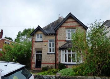 Thumbnail 3 bed detached house to rent in Cecil Road, Hale, Cheshire
