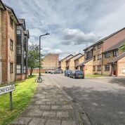 Thumbnail 1 bed flat for sale in Peregrine Close, London