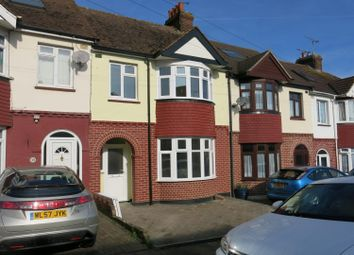 Thumbnail 3 bed terraced house for sale in Priory Road, Gillingham