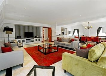 Thumbnail 5 bed flat to rent in Prince Of Wales Terrace, Kensington