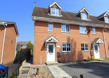 Thumbnail 3 bed property for sale in Oakmoor Close, Darlington