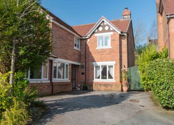 Thumbnail 5 bed detached house for sale in Nevern Close, Heaton