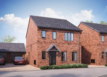 Thumbnail 3 bed detached house for sale in Top Road, Barnby Dun, Doncaster