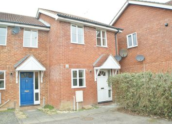 Thumbnail 2 bed terraced house to rent in Park Wood Close, Park Farm