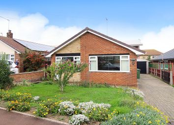 Thumbnail 2 bed detached bungalow for sale in Seafield Road North, Caister-On-Sea, Great Yarmouth
