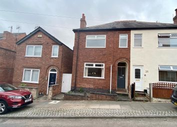 Balfour Road, Stapleford, Nottingham NG9. 2 bed semi-detached house