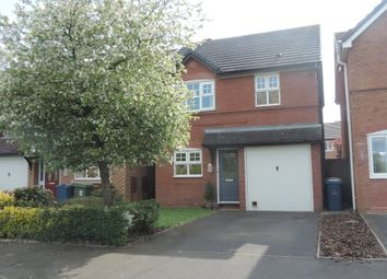 Thumbnail 3 bed detached house for sale in Jupiter Way, Stafford, Staffordshire