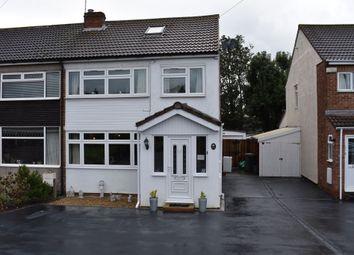 Thumbnail 3 bedroom semi-detached house to rent in Badminton Road, Coalpit Heath, Bristol, Gloucestershire