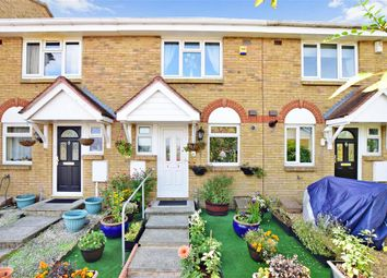 Thumbnail 2 bed terraced house for sale in Chaplin Close, Wainscott, Rochester, Kent