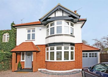 Thumbnail 4 bed detached house to rent in Staveley Road, London