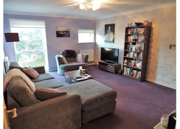 Thumbnail 2 bed flat for sale in Ranscombe Close, Rochester