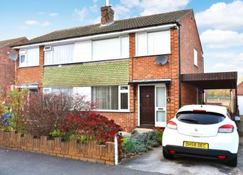 Thumbnail 3 bed semi-detached house for sale in Olive Walk, Harrogate