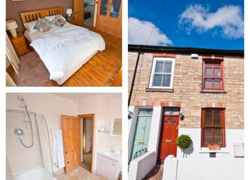 Thumbnail 3 bed terraced house to rent in Wellington Terrace, Truro