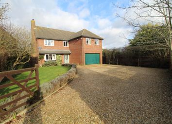 Thumbnail 5 bed detached house for sale in Drovers Way, Newton Longville