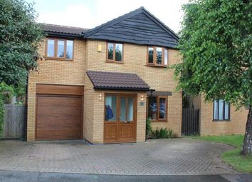 Thumbnail 5 bed detached house for sale in Holly Close, Brackley, Northamptonshire
