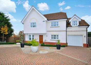Thumbnail 4 bed detached house for sale in Well Lane, Galleywood, Chelmsford