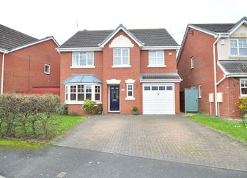 Thumbnail 5 bedroom detached house to rent in Brecon Avenue, Warndon, Worcester