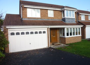 Thumbnail 4 bed detached house for sale in Wheatfields, Seaton Delaval, Tyne & Wear
