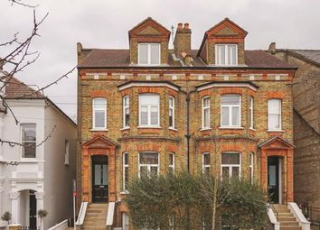 Thumbnail 3 bed flat for sale in Santos Road, London