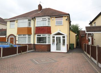 Thumbnail 3 bed semi-detached house for sale in Hyde Road, Wolverhampton