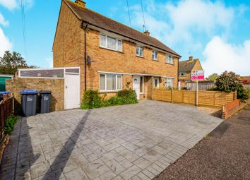 Thumbnail 2 bed semi-detached house for sale in Grover Avenue, Lancing