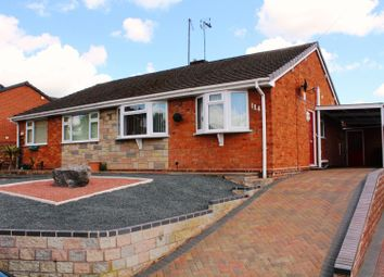 Thumbnail 2 bed semi-detached bungalow for sale in Beeches Road, Kidderminster