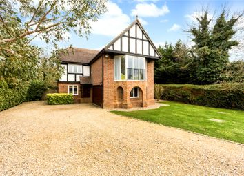 Thumbnail 4 bed detached house for sale in River Road, Taplow, Maidenhead