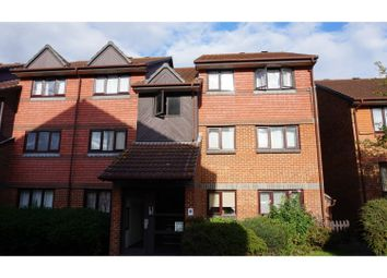 Thumbnail 2 bed flat for sale in Maltings Court, Witham