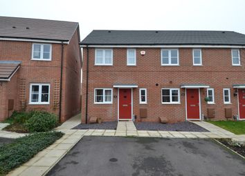 Thumbnail 2 bed end terrace house for sale in Healey Avenue, Birmingham