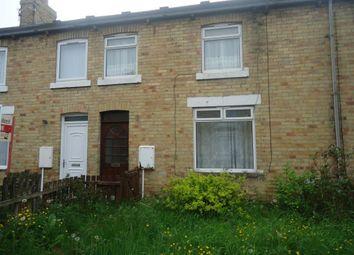 Thumbnail 2 bed terraced house for sale in Portia Street, Ashington