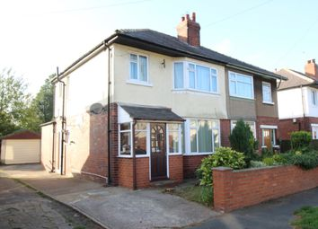 Thumbnail 3 bed semi-detached house for sale in Willans Avenue, Rothwell, Leeds