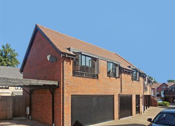 Thumbnail 2 bed semi-detached house for sale in Bluegown Avenue, Leybourne, West Malling, Kent