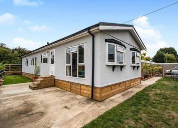 Thumbnail 4 bedroom mobile/park home for sale in Whelpley Hill Park, Whelpley Hill, Chesham, Buckinghamshire