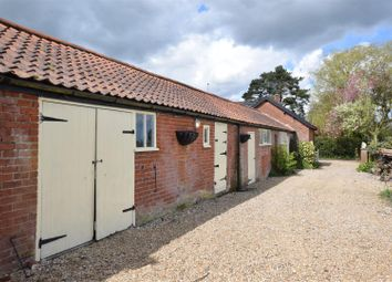 Thumbnail 3 bed barn conversion for sale in Briningham, Melton Constable, North Norfolk