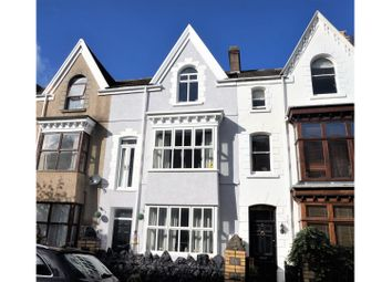 Thumbnail 5 bed terraced house for sale in Eaton Crescent, Uplands