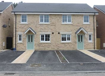 Thumbnail 3 bedroom semi-detached house for sale in Brunel Wood, Upper Bank, Pentrechwyth