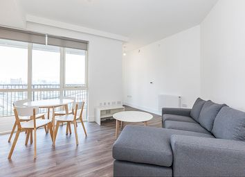 Thumbnail 1 bedroom flat to rent in Silvertown Way, London