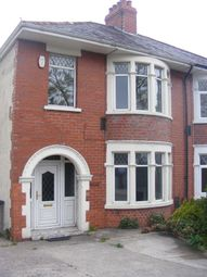 Thumbnail 3 bedroom semi-detached house for sale in Manor Way, Cardiff