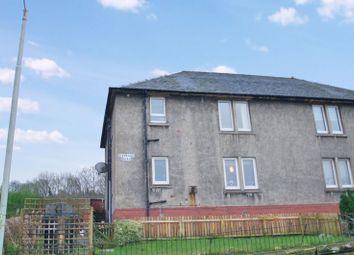 Thumbnail 2 bed flat for sale in Riverside Road, Kirkfieldbank, Lanark