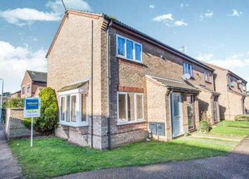 Thumbnail 1 bed end terrace house for sale in Caister On Sea, Great Yarmouth, Norfolk