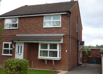 Thumbnail 2 bed semi-detached house to rent in Lewis Road, Northallerton