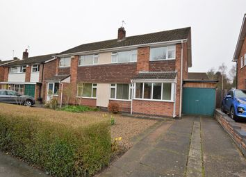 Thumbnail 3 bed semi-detached house for sale in Launceston Road, Wigston