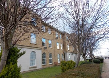 Thumbnail 1 bed flat for sale in Richmond House, Llwyn Passat, Penarth Marina