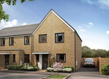 "Thumbnail 3 bed end terrace house for sale in ""The Chester"" at London Road, Stanford-Le-Hope"